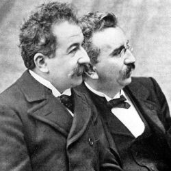 Anecdotario Auguste And Louis Lumiere