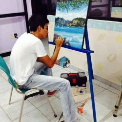 Pintor Angel de Jesús