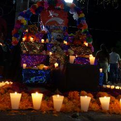 Desfilecatrinas Altar