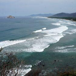 Bahías de Papanoa, Técpan de Galeana
