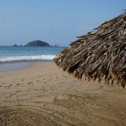 Playa El Palmar Ixtapa