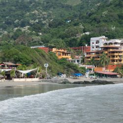Playas Ixtapa Zihuatanejo La Madera Desde El Norte