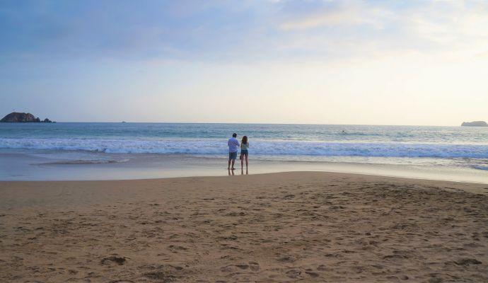 Pamar De Ixtapa Playa