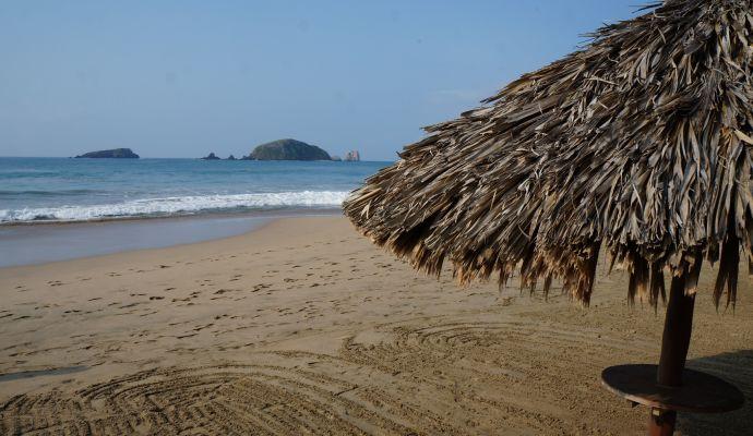 Playa Ixtapa Palmar