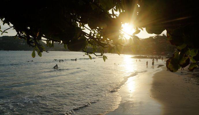 Playa Madera Zihuatanejo