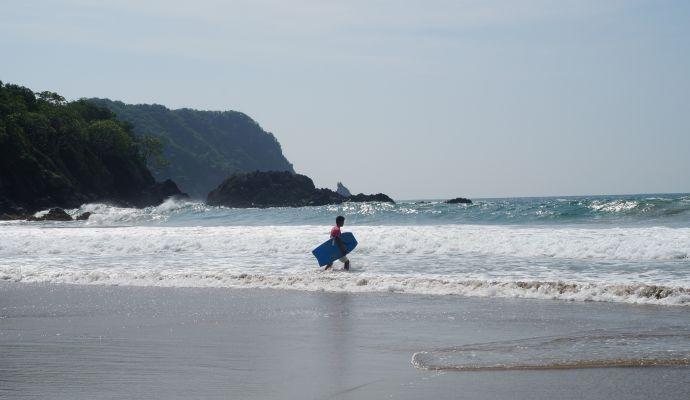 Playa Majahua Surf