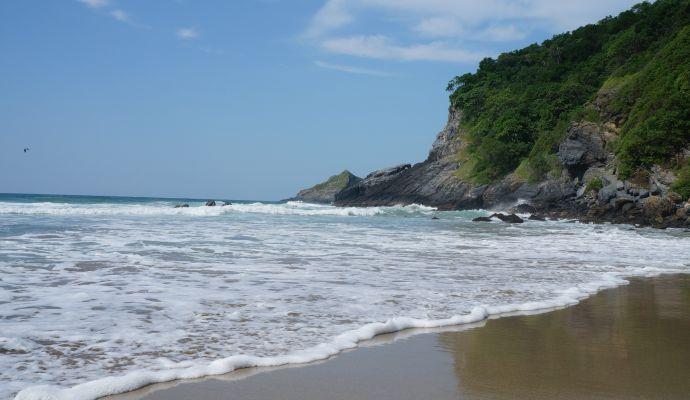 Playa Majahua Zihuatanejo