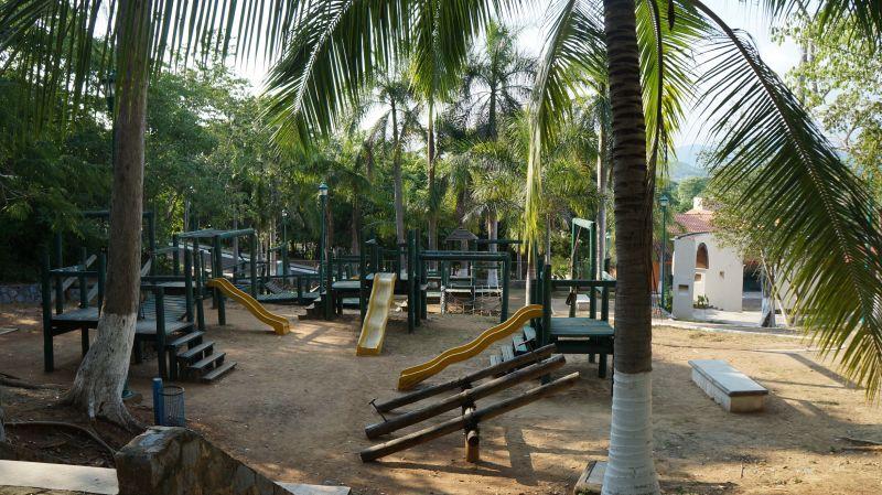 Parque de los Amates
