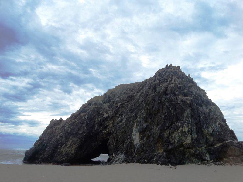 Piedra del Tlacoyunque